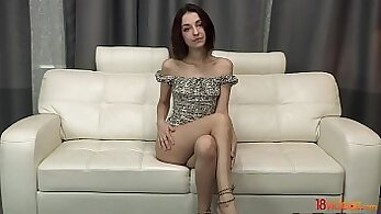 anal sex girl fucking hole on the couch