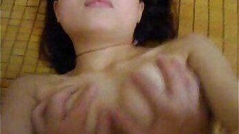 Chinese amateur neck thong art and a cam repl