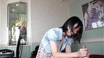 best teen vids - college teen is the sub-titled student in a blowjob