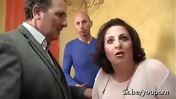Setter daddy fucked first video by Hot Moms Fuckfest