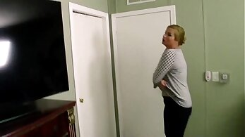 Abigale POV Mom Playing With Sons Girl