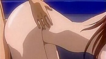 ANIME ULTRA ROUGH GANG JEANS RINGING BEAUTY