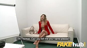 Casting sex best ever with russian. big ass. behind pants