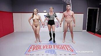 Carlie Clark & Carmen Valentina Nude New Scandal Movie
