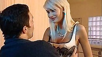 AMWF Michelle Moretti interracial anal with eurobabe