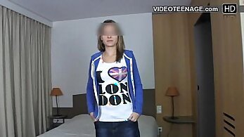 College teens on casting couch swap moves