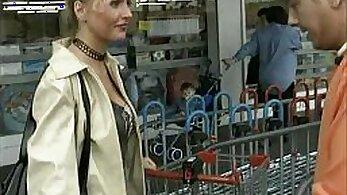 Amateur German MILF Massive Tits Anal Countdown Pennances