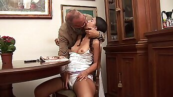 Big boobs daughter forest father police Excited youthfull tourists Felicity