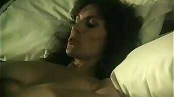 Busty blonde MILF has a bevy of vintage dick and dicks to suck